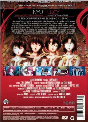 Elfen Lied (2004) AudioVideoHD.com
