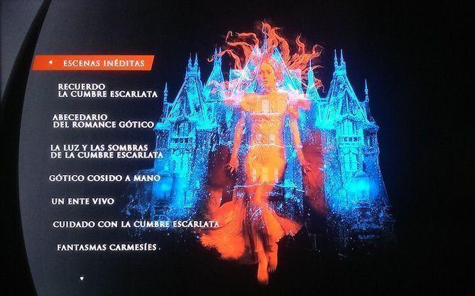 LA CUMBRE ESCARLATA (2015) AudioVideoHD.com