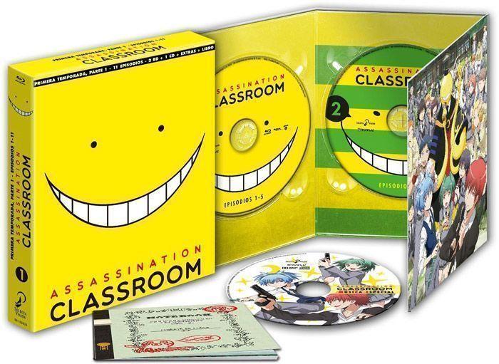 Assassination Classroom (2015) AudioVideoHD