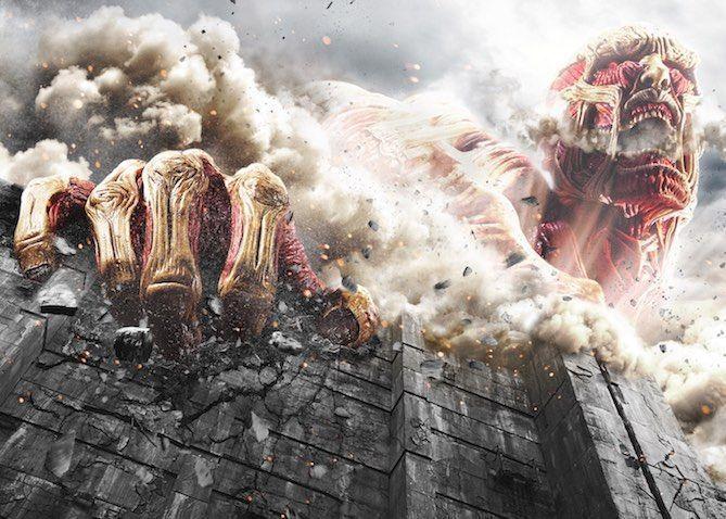 ATAQUE A LOS TITANES. PARTE 1 Y 2 (análisis del Blu-Ray) AudioVideoHD.com