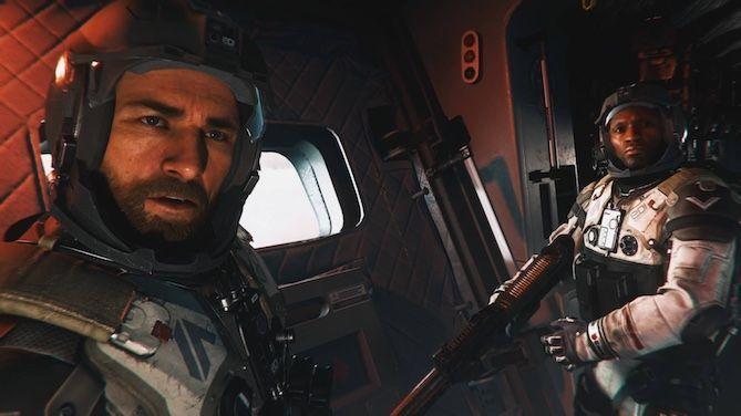 Call of Duty: Infinite Warfare (2016) AudioVideoHD.com