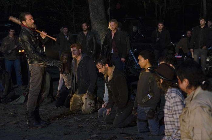 """The Walking Dead"" temporada 6 - Analizada en AudioVideoHD.com"