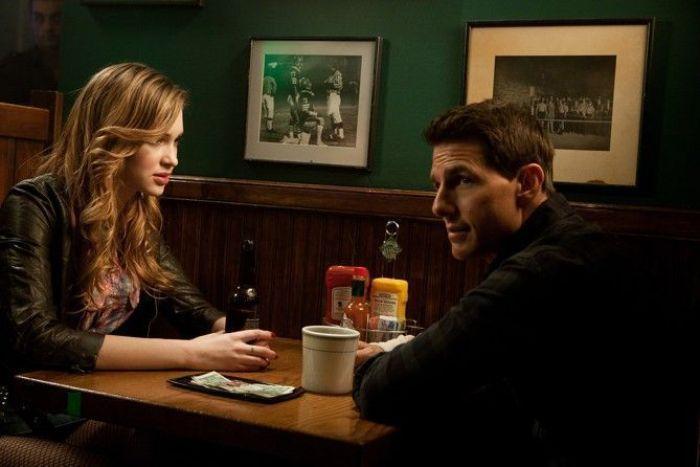 "Tom Cruise en ""Jack Reacher"" (2012)"