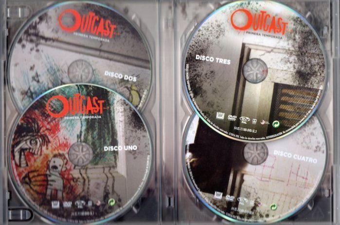 Outcast (2016) Análisis en AudioVideoHD.com