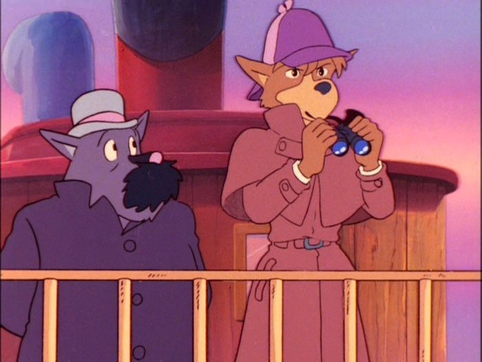 Sherlock Holmes (1984) AudioVideoHD
