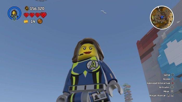 Lego Worlds (PS4) analizado en AudioVideoHD.com