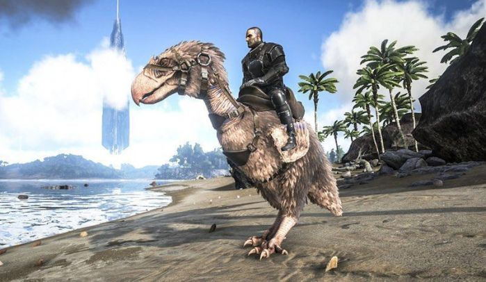 Ark: Survival Evolved. Reseña en AudioVideoHD.com