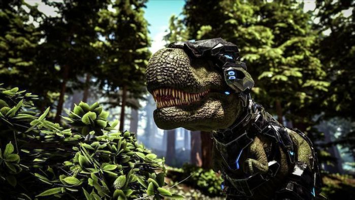Ark: Survival Evolved. Reseña en AudioVideoHD.com