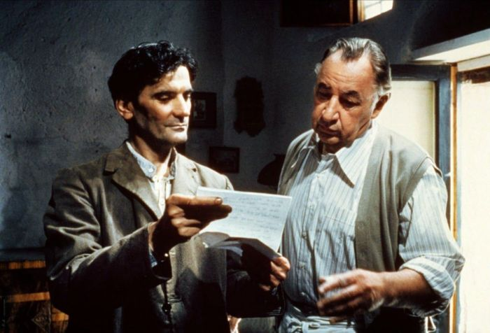 Il postino (1994) Análisis en AudioVideoHD.com