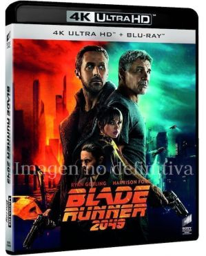 Blade Runner 2049 (2017) Análisis del UHD en AudioVideoHD.com