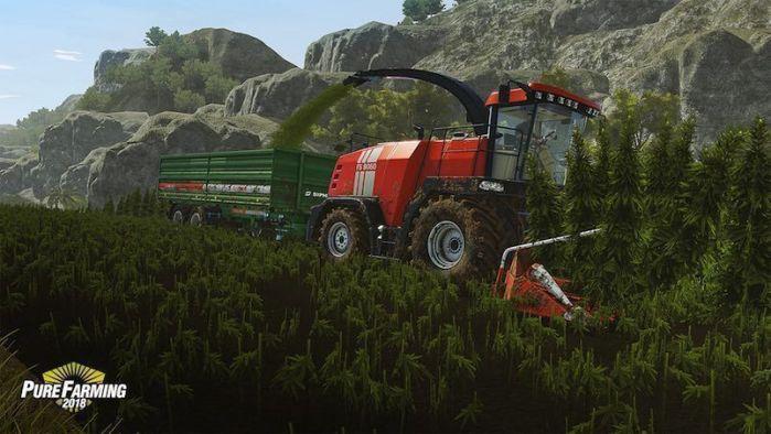 Pure Farming 2018. Videojuego analizado en AudioVideoHD.com