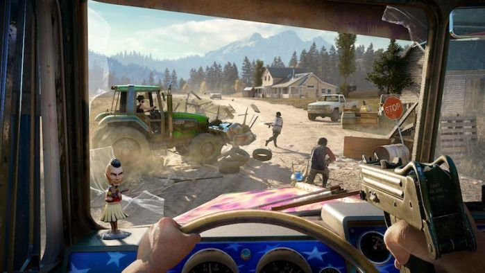 Far Cry 5 (2018) analizado en AudioVideoHD.com