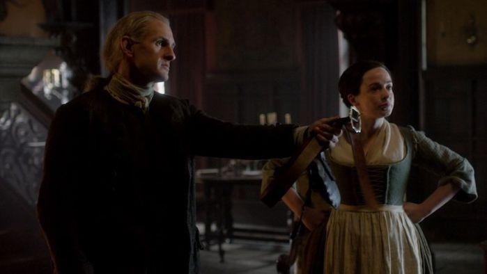 Outlander: temporada 3 (2017) Análisis de los Blu-Ray en AudioVideoHD.com