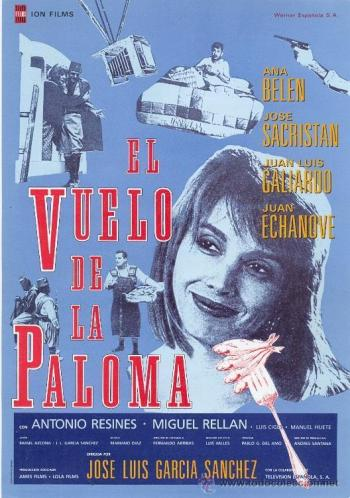 El vuelo de la paloma (1989) Análisis del Blu-Ray. AudioVideoHD.com
