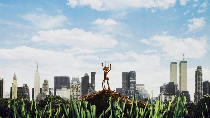 Antz (1998) Blu-Ray analizado en AudioVideoHD.com