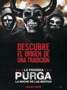 La primera purga (2018) AudiovideoHD