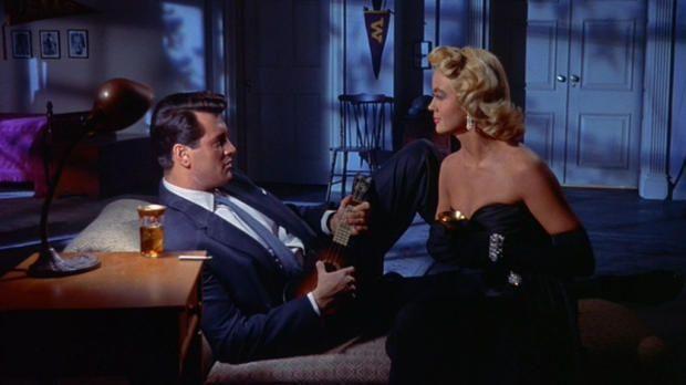 Escrito sobre el viento (1956) Blu-Ray analizado en AudioVideoHD.com
