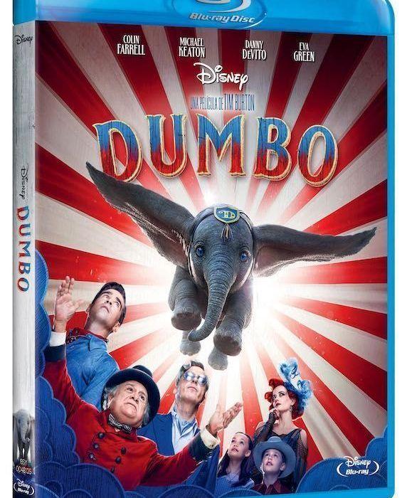 Dumbo (2019) Blu-Ray