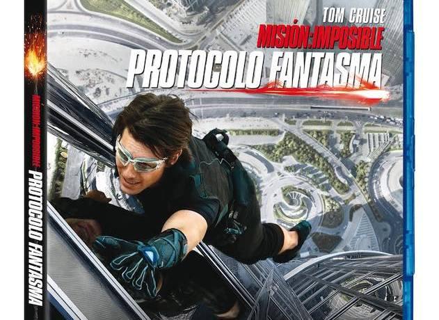 Misión imposible: El protocolo fantasma. 2012