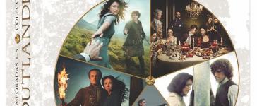 Outlander - Pack con las 5 Temporadas