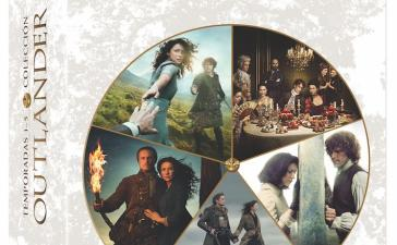 Outlander - Pack con las 5 Temporadas