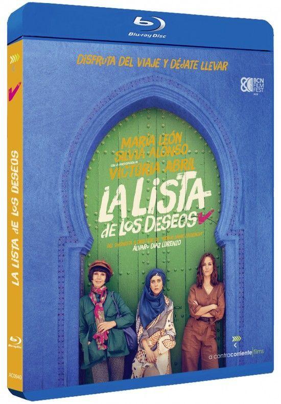 La lista de los deseos (2020) en Blu-Ray
