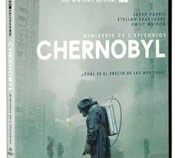 Chernóbil en Blu-Ray y UHD
