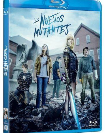 Los Nuevos Mutantes (2020) en Blu-Ray