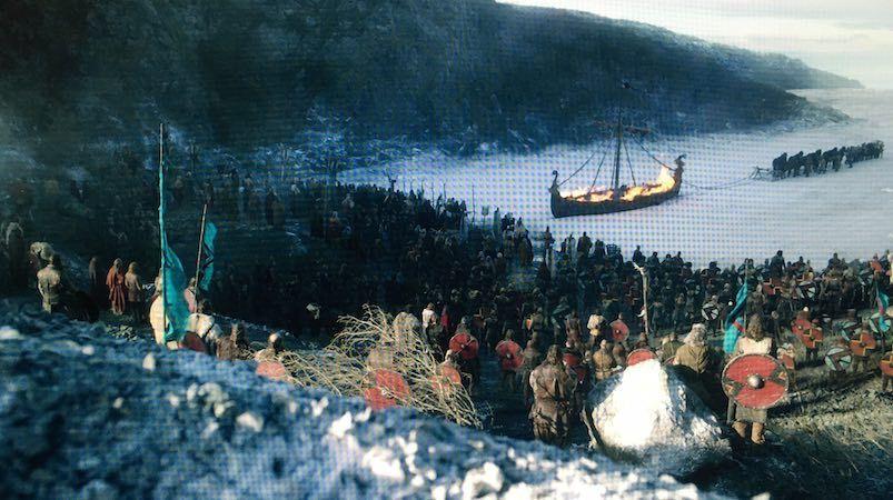 Vikingos (T6, Parte 1)