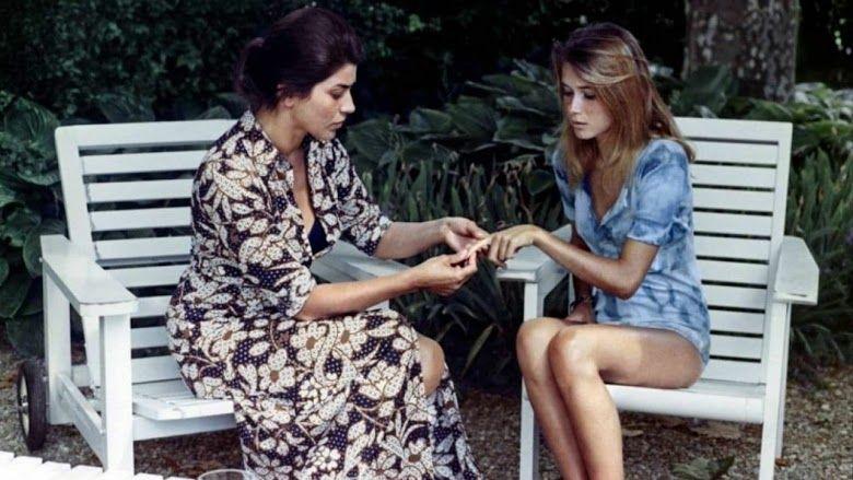 La rodilla de Clara (1970)