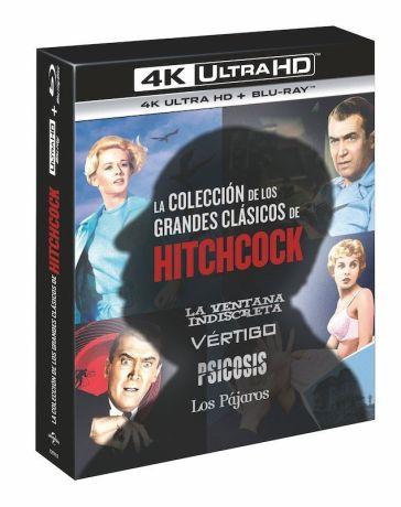 Hitchcock Grandes Clásicos
