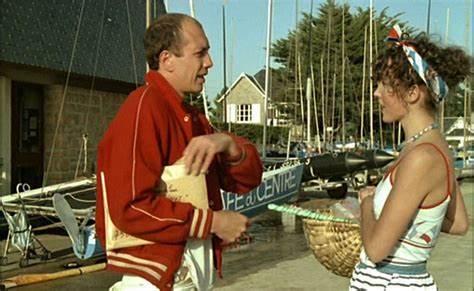 Pauline en la playa (1983)