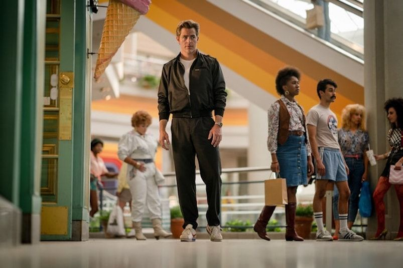 Chris Pine en Wonder Woman 84 (2020)