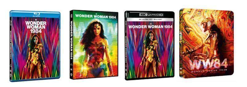 Wonder Woman 84 (2020) en UHD y BD