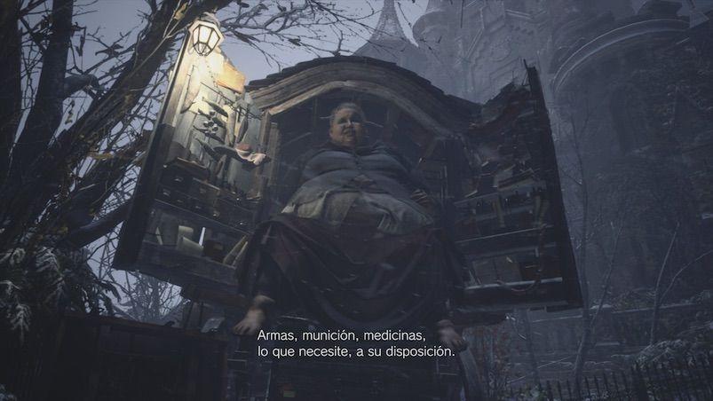 El Duque - Resident Evil Village