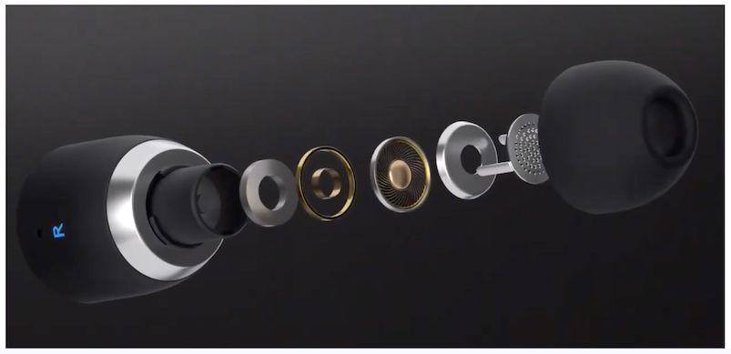 Auriculares Cambridge Audio Melomania 1+