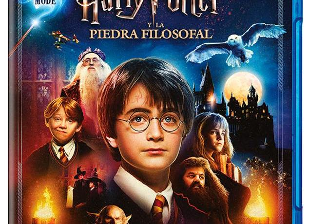 Harry Potter y la Piedra Filosofal - 20 Aniversario