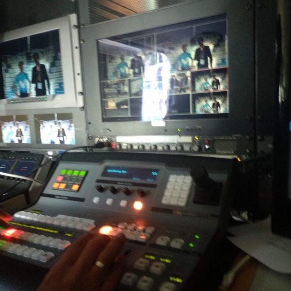 Foto de video en directo DEL EQUIPO en 7 REGION DE MURCIA de AUDIOVISUALESMURCIA