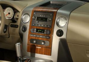 2006 Ford F150 Audio Wiring Radio Diagram Schematic Colors