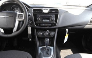 2013 Chrysler 200 Radio Audio Wiring Diagram Schematic Colors