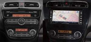 2015 Mitsubishi Mirage Radio Audio Wiring Diagram