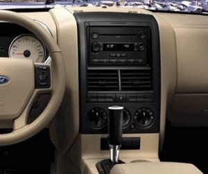 2006 Ford Explorer Headunit Audio Radio Wiring Install