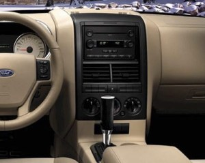 2007 Ford Explorer Headunit Audio Wiring Radio Install
