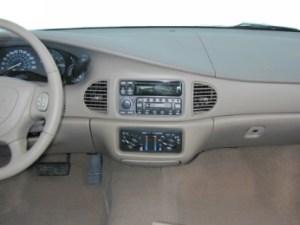 1997 Buick Century Headunit Audio Radio Wiring Install
