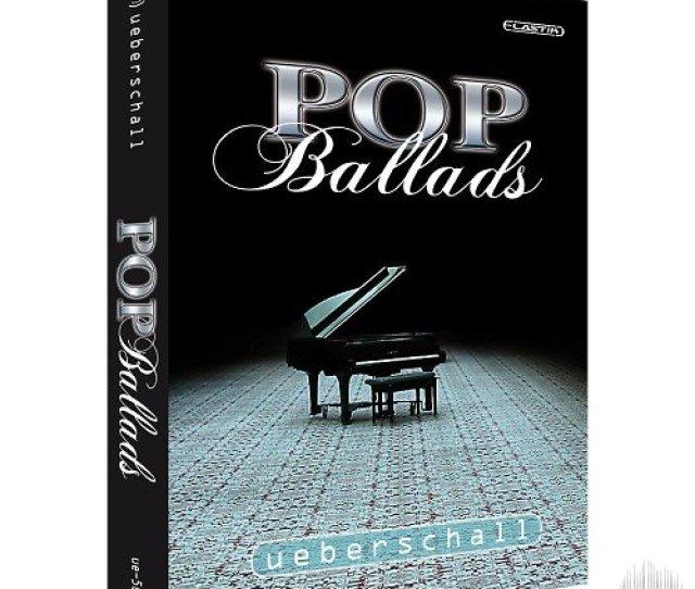 Ueberschall Pop Ballads Vsti Rtas Au Dvdr Dynamics Screenshot