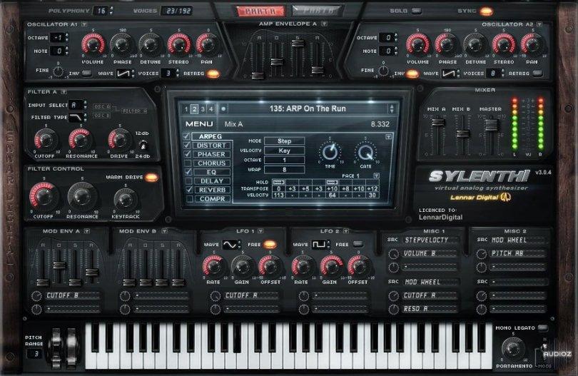 REQ: LennarDigital - Sylenth1 v3.040 OR OLD V3 » AudioZ