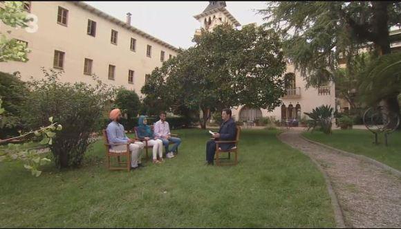 AUDIR JOVE a TV3- Entrevista a Signes dels Temps