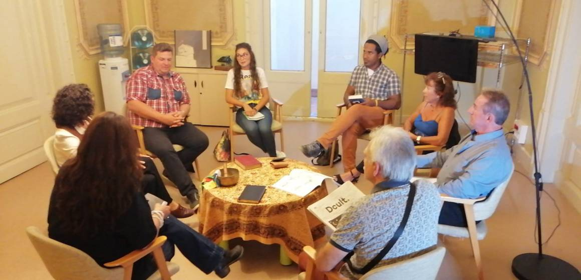 El Grup de Diàleg Interreligiós de Vilanova, al Canal Blau TV