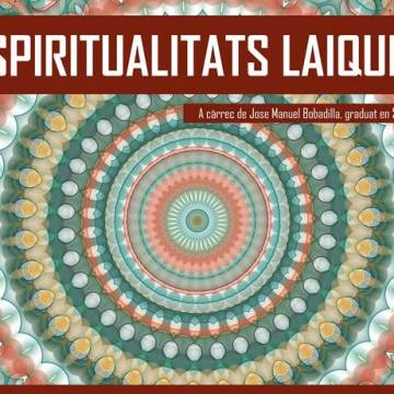 22 de juny – Formació online 'Espiritualitats laiques'