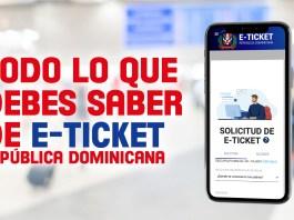 E Ticket Republica Dominicana